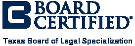 Board Certified in Family Law