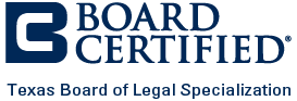 Board Certified in Family Law